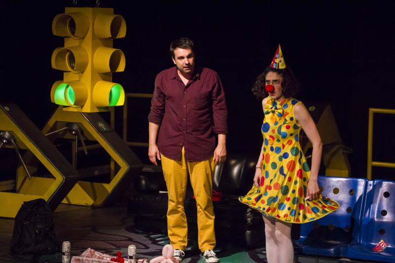 Viza de clown