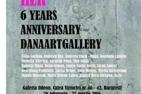 HER aniversare 6 ani Danaart gallery