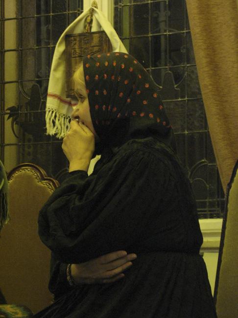 Povestea Elisabetei Rizea - Mărturii