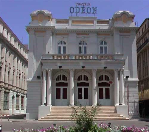 Teatrul Odeon - fațadă