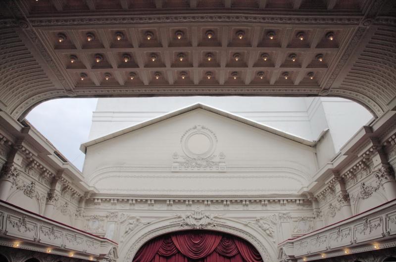 Teatrul Odeon - cupolă