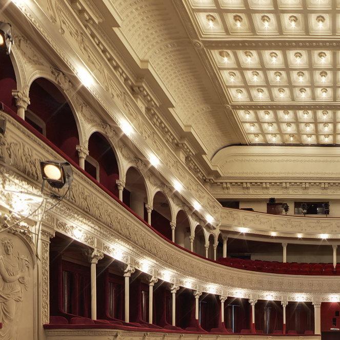 Teatrul Odeon - sală