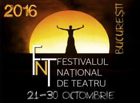Festivalul Național de Teatru – 2016