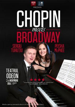 Chopin meets Broadway