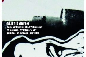 RO – prima expoziție de pictură și grafică a anului 2017