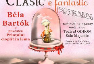 Classic is fantastic – Bela Bartok and the Story of the Prince Carved in Wood