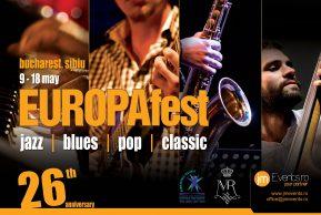 Gala EUROPAfest – Rafinament muzical si diversitate