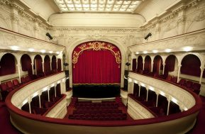 The Odeon Theatre on the European Route of Historical Theatres