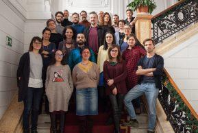 Premiul Special UBU  pentru proiectul Fabulamundi. Playwriting Europe