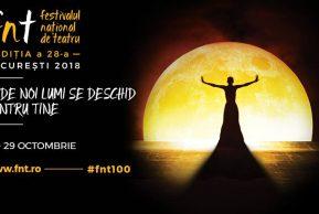 Festivalul Național de Teatru 2018