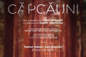 Căpcăuni la Teatrul Odeon în sezonul România – Franța