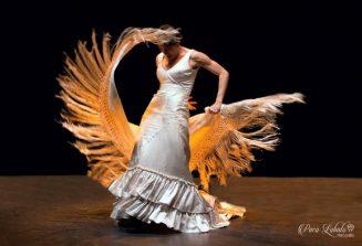 Spectacol de flamenco pe scena Teatrului Odeon