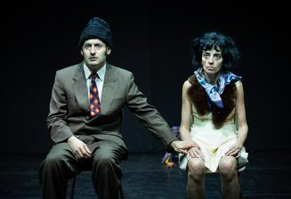 Spectacolul SOŢII – Compania Frosini/Timpano