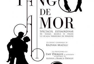 """""""Tango de amor"""" De Sânziene @ODEON"""